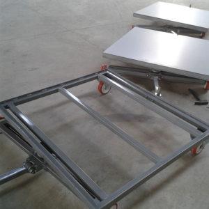 Metal Sistem Vagon – Yük Arabaları ve Konveyörler