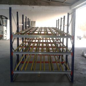 Metal Sistem Raflar